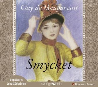 Smycket : Novell (ljudbok) av Guy de Maupassant