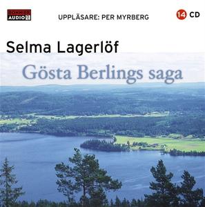Gösta Berlings saga (ljudbok) av Selma Lagerlöf