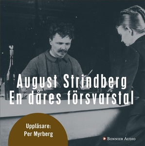 En dåres försvarstal (ljudbok) av August Strind