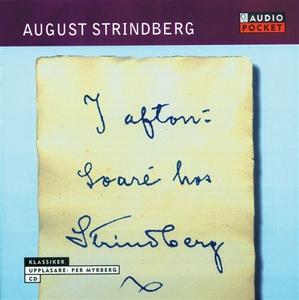 Soaré hos Strindberg (ljudbok) av August Strind