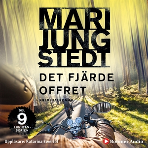Det fjärde offret (ljudbok) av Mari Jungstedt