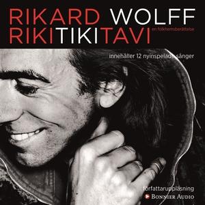 Rikitikitavi (ljudbok) av Rikard Wolff