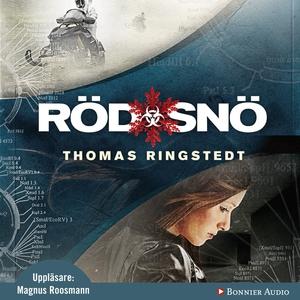 Röd snö (ljudbok) av Thomas Ringstedt