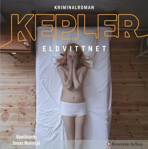 Eldvittnet (ljudbok) av Lars Kepler