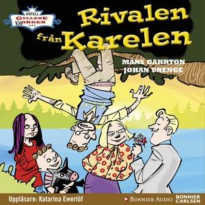 Rivalen från Karelen (ljudbok) av Johan Unenge,