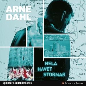 Hela havet stormar (ljudbok) av Arne Dahl