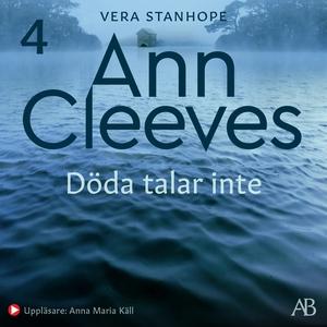 Döda talar inte (ljudbok) av Ann Cleeves