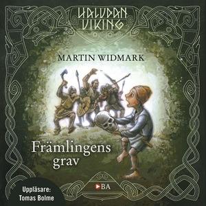 Främlingens grav (ljudbok) av Martin Widmark