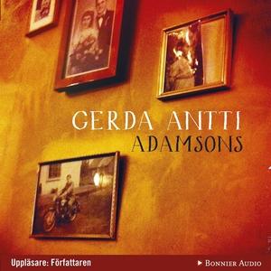 Adamsons (ljudbok) av Gerda Antti