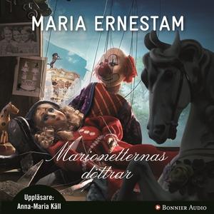 Marionetternas döttrar (ljudbok) av Maria Ernes