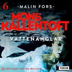 Vattenänglar (ljudbok) av Mons Kallentoft