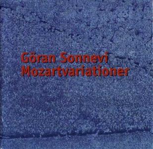 Mozartvariationer (ljudbok) av Göran Sonnevi