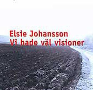 Vi hade väl visioner (ljudbok) av Elsie Johanss
