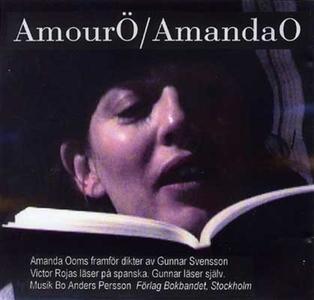 AmourÖ/AmandaO (ljudbok) av Gunnar Svensson