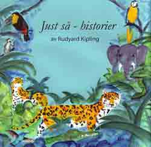 Just så - historier (ljudbok) av Rudyard Kiplin