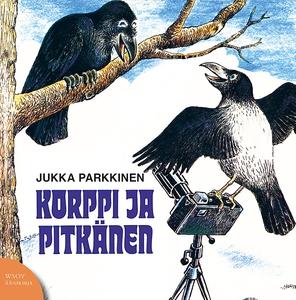 Korppi ja Pitkänen (ljudbok) av Jukka Parkkinen