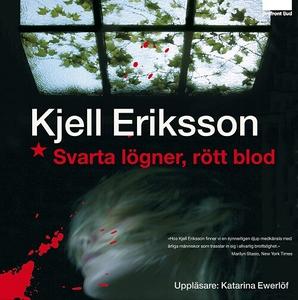 Svarta lögner, rött blod (ljudbok) av Kjell Eri