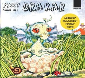 Visst finns det drakar! (ljudbok) av Erik Magnt