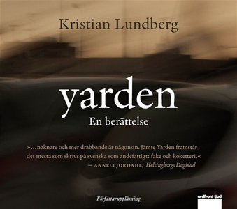 Yarden (ljudbok) av Kristian Lundberg