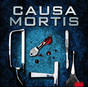 Causa mortis (ljudbok) av Elias Palm