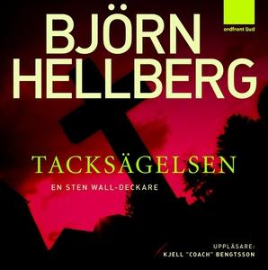 Tacksägelsen (ljudbok) av Björn Hellberg