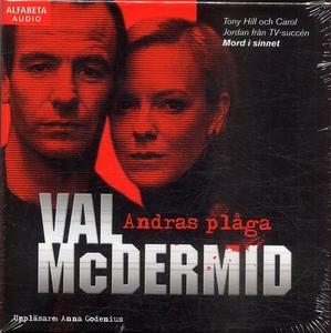 Andras plåga (ljudbok) av Val McDermid