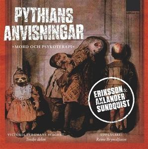 Pythians anvisningar (ljudbok) av Jerker Erikss