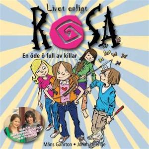 Livet enligt Rosa : En öde ö full av killar (lj