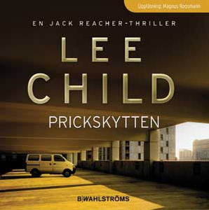 Prickskytten (ljudbok) av Lee Child