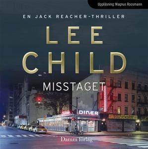 Misstaget (ljudbok) av Lee Child