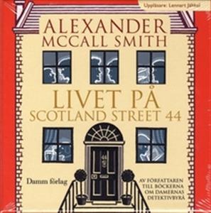 Livet på Scotland Street 44 (ljudbok) av Alexan