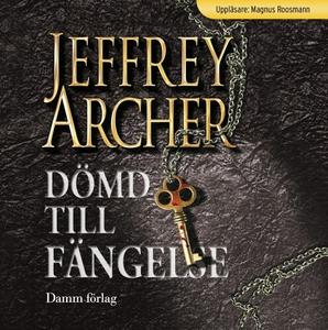 Dömd till fängelse (ljudbok) av Jeffrey Archer