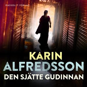 Den sjätte gudinnan (ljudbok) av Karin Alfredss