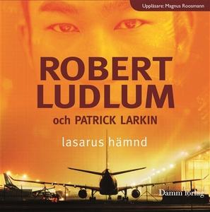 Lasarus hämnd (ljudbok) av Robert Ludlum