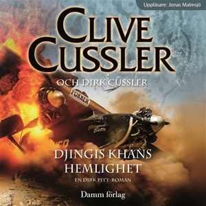 Djingis khans hemlighet (ljudbok) av Clive Cuss