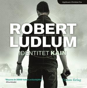 Identitet Kain (ljudbok) av Robert Ludlum