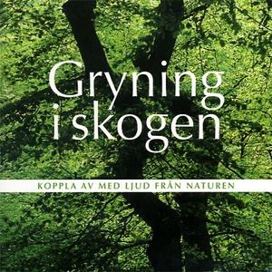 Gryning i skogen (ljudbok) av Björn Melander