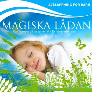 Magiska Lådan (ljudbok) av Anna Östlund