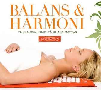 Balans och harmoni (ljudbok) av Björn Melander