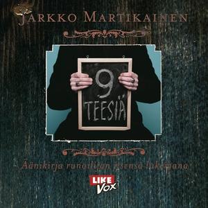 Yhdeksän teesiä (ljudbok) av Jarkko Martikainen