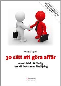 30 sätt att göra affär (ljudbok) av Max Söderpa