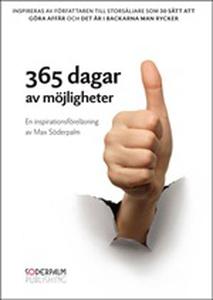 365 dagar av möjlighter (ljudbok) av Max Söderp