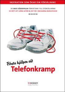 Första hjälpen vid telefonkramp (ljudbok) av Ma