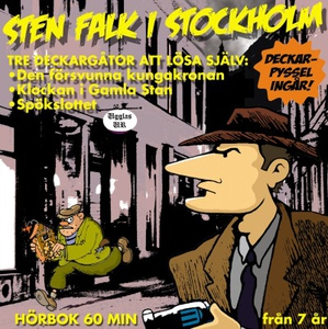 Sten Falk i Stockholm (ljudbok) av Thomas Stålb