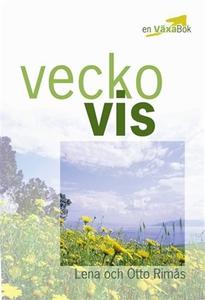 Veckovis (ljudbok) av Lena Rimås, Otto Rimås