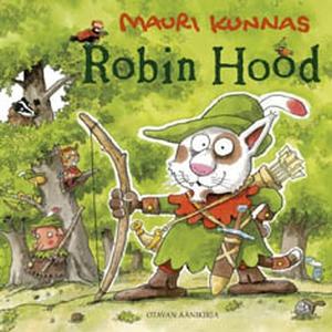 Robin Hood (ljudbok) av Mauri Kunnas