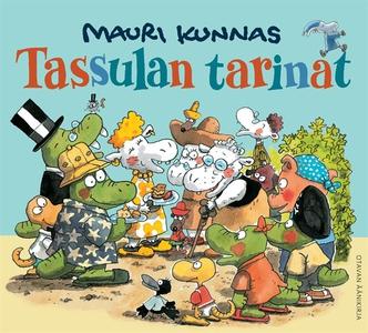 Tassulan tarinat (ljudbok) av Mauri Kunnas
