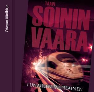 Punainen jättiläinen (ljudbok) av Taavi Soininv