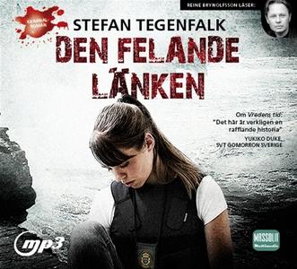 Den felande länken (ljudbok) av Stefan Tegenfal