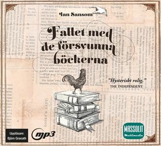 Fallet med de försvunna böckerna (ljudbok) av I